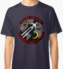 GEOENGINEERING TEST CREW | Chemtrail Flightcrew US Air Force Classic T-Shirt