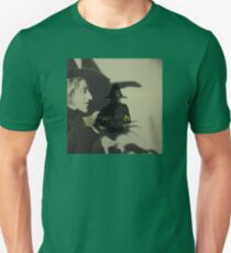Brickography Pictures - Elphaba T-Shirt