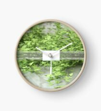 Ivy 2 Clock
