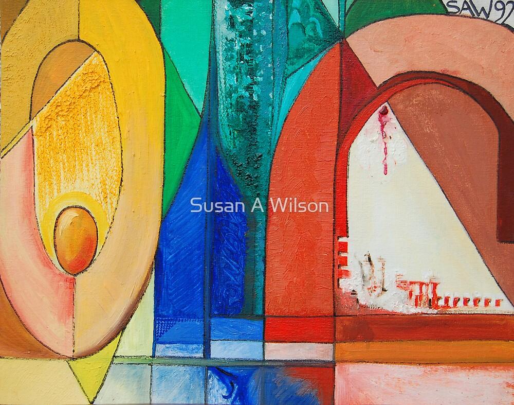 21st Century Landscape by Susan A Wilson