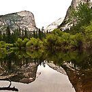 Mirror Lake Yosemite National Park by HeavenOnEarth