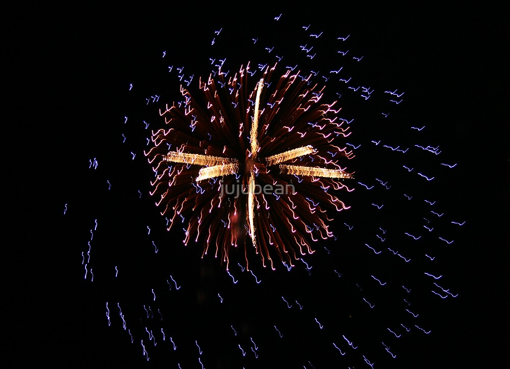 Fireworks-2 by jujubean