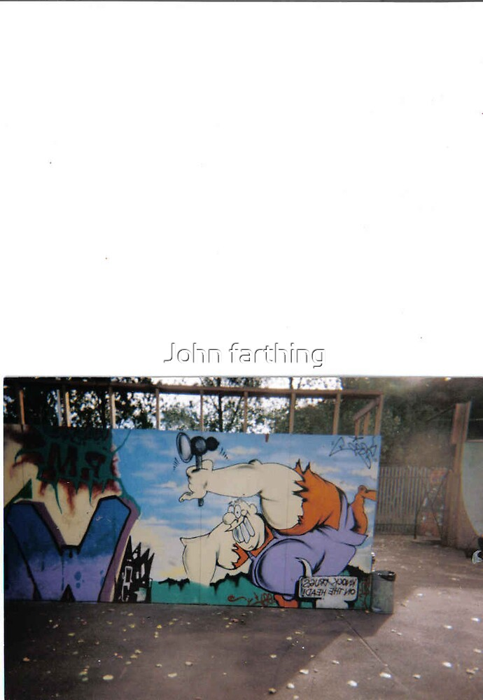 knocking drugs on the head by John farthing