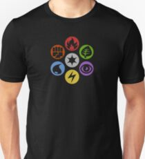 Pokémon TCG (Flat) Unisex T-Shirt