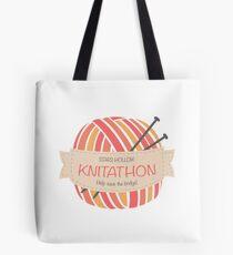 Stars Hollow Knitathon Tote Bag