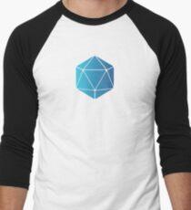 Geometric blue T-Shirt