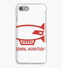 national aviation day iPhone Case/Skin