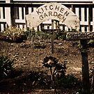 Rustic Kitchen Garden by HeavenOnEarth