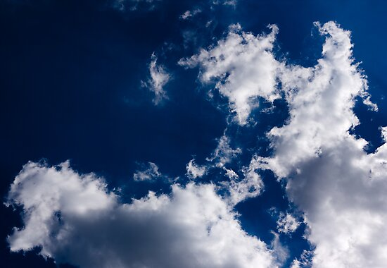 Clouds Are Beautiful by Mark Ramsell