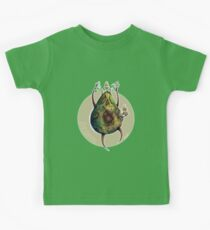 A is for Avocadavero The Haunted Avocado  Kids Clothes