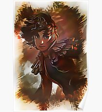 League of Legends TALIYAH Poster