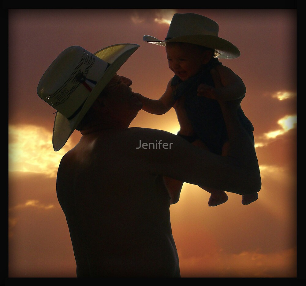 Sharing A Moment by Jenifer