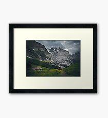 Secluded Framed Print