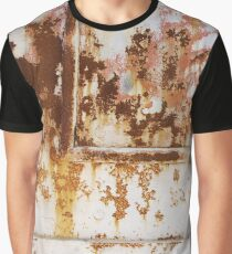 Grunge texture Graphic T-Shirt