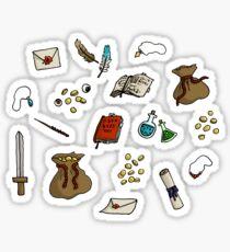 Adventurer's Kit Sticker