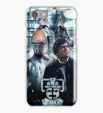 The Cyberman Tomb iPhone Case/Skin
