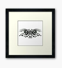 Irish Pagan Framed Print