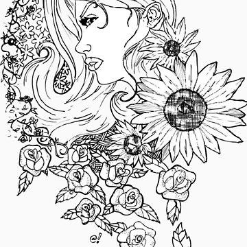 Flowers by ashtonish