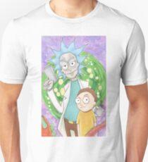 Rick and Morty Chris Oz Fulton T-Shirt