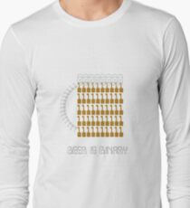 Beer is Binary T-Shirt