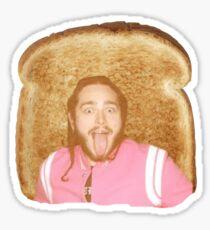 toast malone sticker Sticker