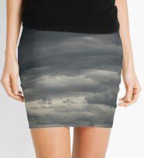 clouds #5 Mini Skirt