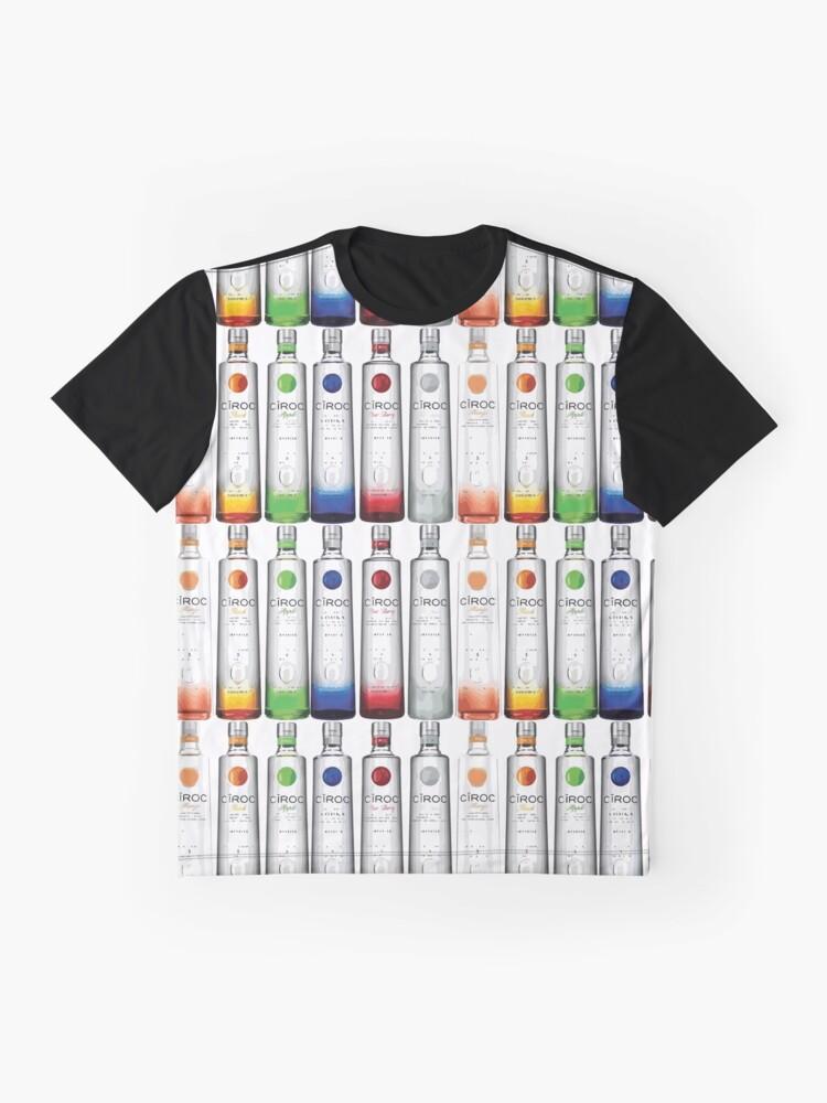 Alternate view of Ciroc Graphic T-Shirt
