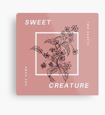 sweet creature Metal Print