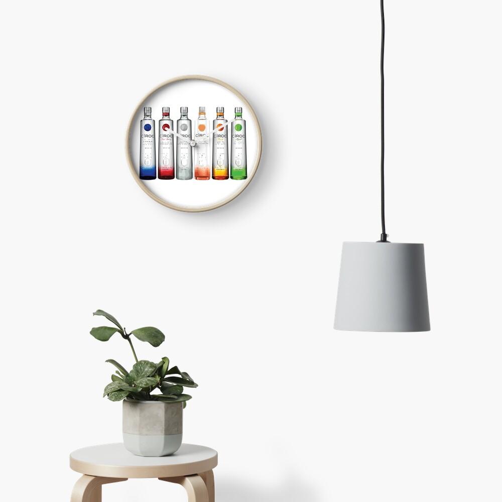 Ciroc Clock
