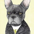 Hard Rock französische Bulldogge von barruf