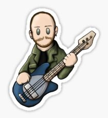 """Linkin Park: Dave """"Phoenix"""" Farrell Sticker"""