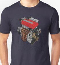 B16 full colour Slim Fit T-Shirt