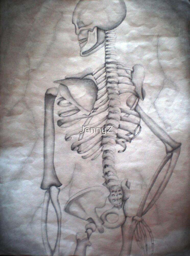 Skeleton by JennyZ