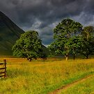 Glencoe Scotland. by Jim Wilson