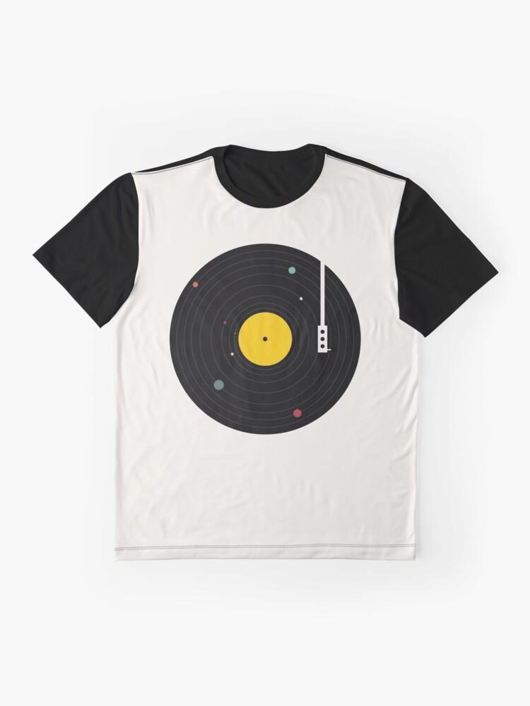 Alternate view of Music Everywhere Graphic T-Shirt