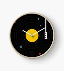 Music Everywhere Clock