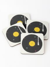 Music Everywhere Coasters