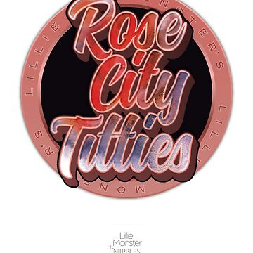 Rose City Titties by nipplesofvenus