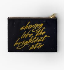 Shining Like The Brightest Star #2 Studio Pouch
