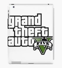 GTA iPad Case/Skin