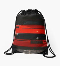 Ferrari 208 GTB Turbo. 1982 Drawstring Bag