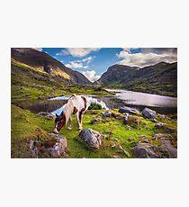 Gap of Dunloe , County Kerry , Ireland  Photographic Print