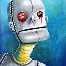 Robot by Ela Steel