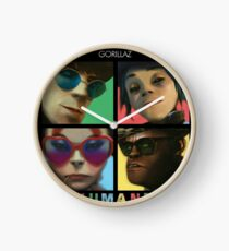 Gorilla | Humanz Clock