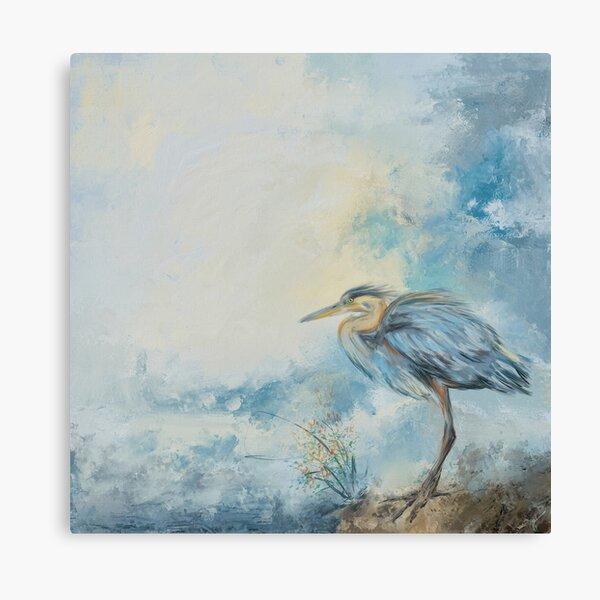 Shore Bird 8664 Canvas Print