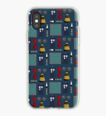 11th Pattern iPhone Case