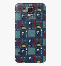 11th Pattern Hülle & Klebefolie für Samsung Galaxy