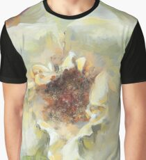 Coastal Rose Graphic T-Shirt