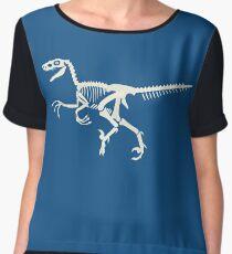 Velociraptor Chiffon Top