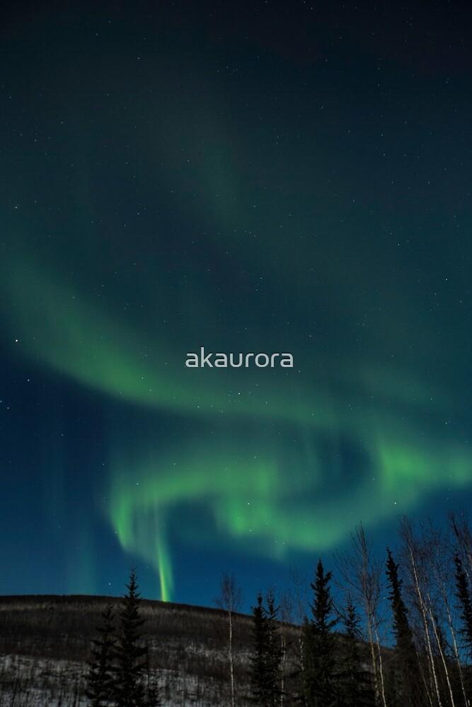 Hilltop Aurora 4 by akaurora